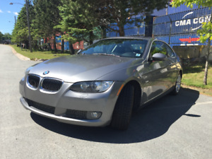 2009 BMW 335xi Coupe