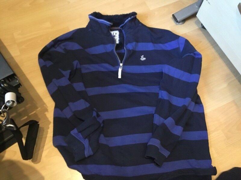 Lazy Jacks Mens Sweatshirt - Mens XXL Size - As New Condition