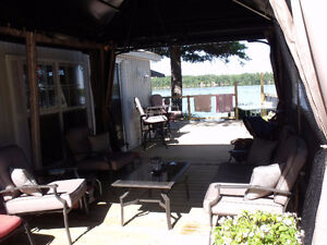 Breckenridge Cottage Series, 42', right on water!