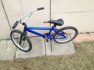 """20""""bike newly aluminum frame best for riders 8yrs - 12yrs"""