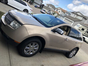 2007 Lincoln MKX Towing package SUV, Crossover