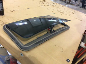 Sunroof replacements and repairs
