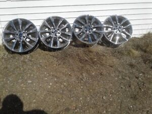 """19 """" ford rims"""