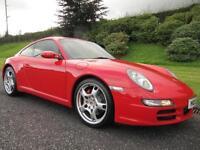 2005 Porsche 911 3.8 Carrera S **350 BHP**LOW MILES**