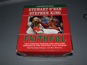 Audio Book - Faithful - NEW - $15.00