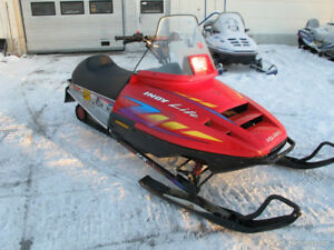 Polaris Snowmobiles Purchased