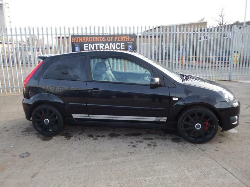 Ford Fiesta 2.0 ST 3 Door Hatch Back