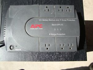 APC Back Up UPS ES 350