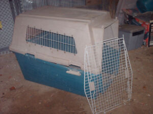 Large Dog Kennel Crate