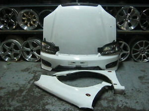 front end for subaru legacy b4 2001