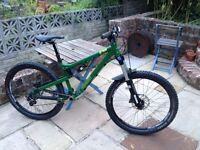 Genesis Grapil 10 mountain bike