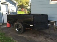 Utility Trailer Heavy Duty 4.5 x 6.5