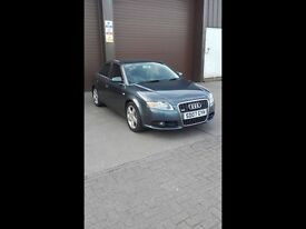 Audi A4 S-Line 2.0TDi 170
