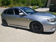 Subaru impreza rs hatchback Mount Mellum Caloundra Area Preview