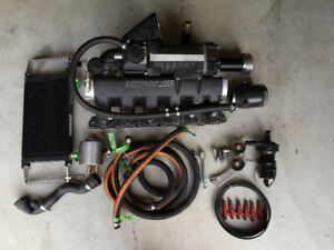 2001-2005 BMW 3 Series E46 ESS Tuning TS2 Supercharger Kit
