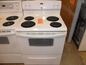 """Reconditioned Standard 30"""" Stoves"""