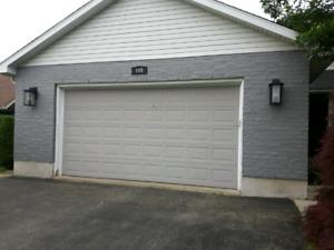 8' x 16' garage door