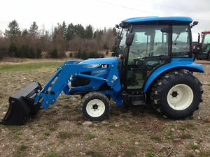 NEW LS 3135H 2017 Tractor, Front Loader, Factory Heated Cab