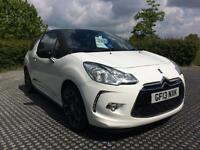 2013 (13) Citroen DS3 1.6e-HDi ( 90bhp ) Airdream DStyle Plus £0 Road Tax.