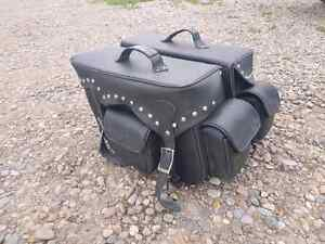 Saddle bags almost new