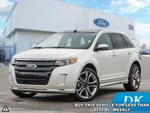 2014 Ford Edge Sport AWD w/Leather, Nav, Pano Roof  More!