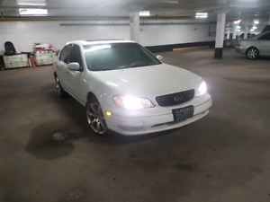 2001 Infiniti i30 winter beater for sale As Is