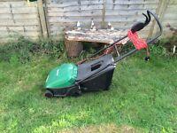 Qualcast Elan32 Rotary Lawnmower