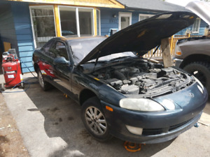 PARTING OUT 1993 Lexus SC400