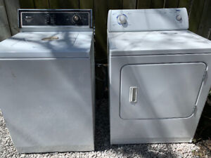Washer and Dryer Combo!!