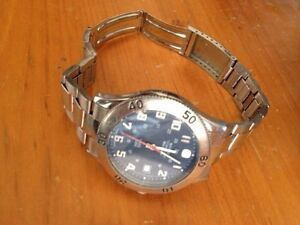 Wenger mens stainless steel watch London Ontario image 2