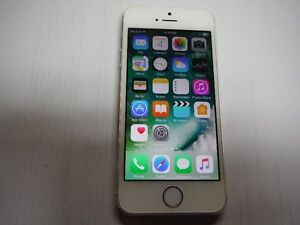 Apple Iphone 5s Bell 16GB also works with Virgin.