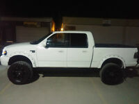 2002 Ford F-150 King Ranch Lifted MINT MUST SEE
