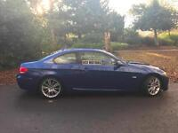 2007 BMW 320 2.0TD COUPE Diesel M Sport We are a Family Business Est 1996