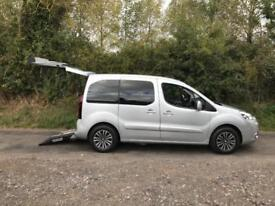 2014 Peugeot Partner Tepee 1.6 e HDi 92 S 5dr AUTOMATIC WHEELCHAIR ACCESSIBLE...