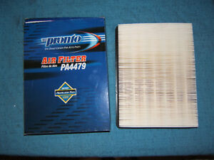 Pronto/Viper Air Filter- 88-02 Cadillac/Buick/Pontiac/Olds/Chevy