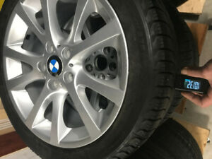 BMW WINTER AND SUMMER  WHEELS SETS