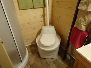 """MullToa 60 - """"closed-system, waterless"""" composting toilet"""
