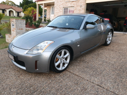 2004 NISSAN 350Z COUPE (ONE YEAR REGO)  Heritage Park Logan Area Preview