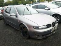 2004 SEAT LEON SX NOW BREAKING FOR PARTS