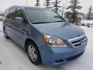 2006 Honda Odyssey EX FULLY LOADED Minivan, Van