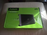 Fusion in car amplifier 2 channel
