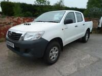 TOYOTA HILUX ACTIVE 4X4 DOUBLE CAB PICKUP