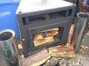 Wood stove- fireplace-Wood burning -Napoleon