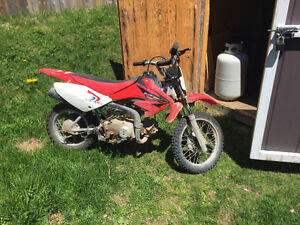 Kids dirt bike 70cc $1100 obo