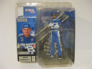 Mcfarlane Series 2 Nascar Dale Earnhardt Jr Oreo limited edition