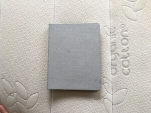 Kobo E-Reader with Hard Cover and Charger