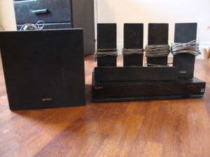 Sony surround system older but works!