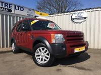 Land Rover Discovery 3 2.7TD V6 2008.5MY XS 4X4