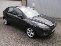 2009 Ford Focus 1.6 TDCi Zetec 5dr [110] [DPF] 5 door Hatchback