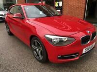 2013 S BMW 1 SERIES 2.0 116D SPORT 3D 114 BHP DIESEL